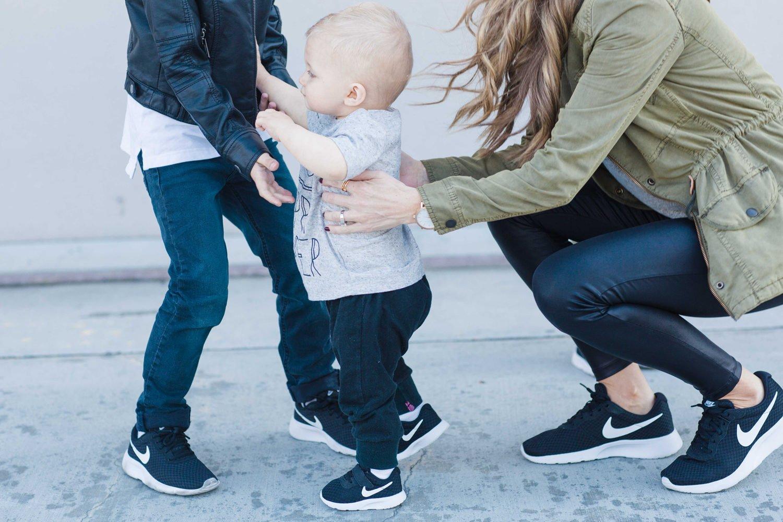 Merrick's Art Walking Baby