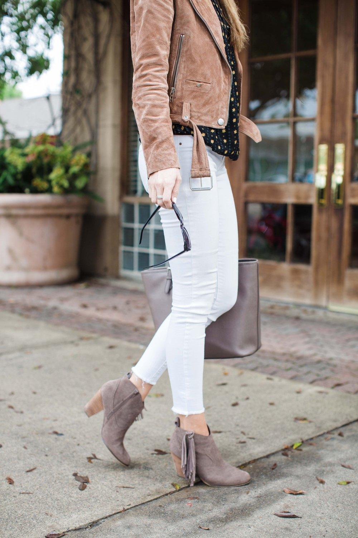 Merrick's Art White Jeans