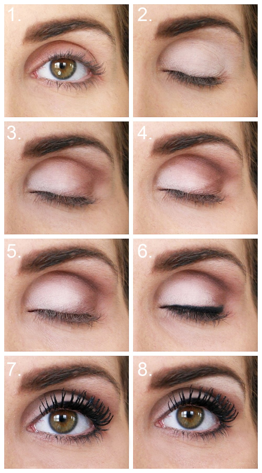 Smokey Eyeshadow Tutorial: Merrick's Art // Style + Sewing For The Everyday GirlWarm