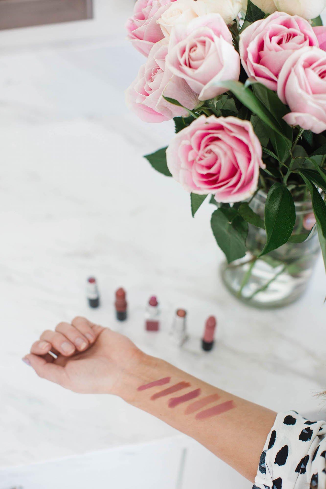 Merrick's Art Neutral Lipstick Colors