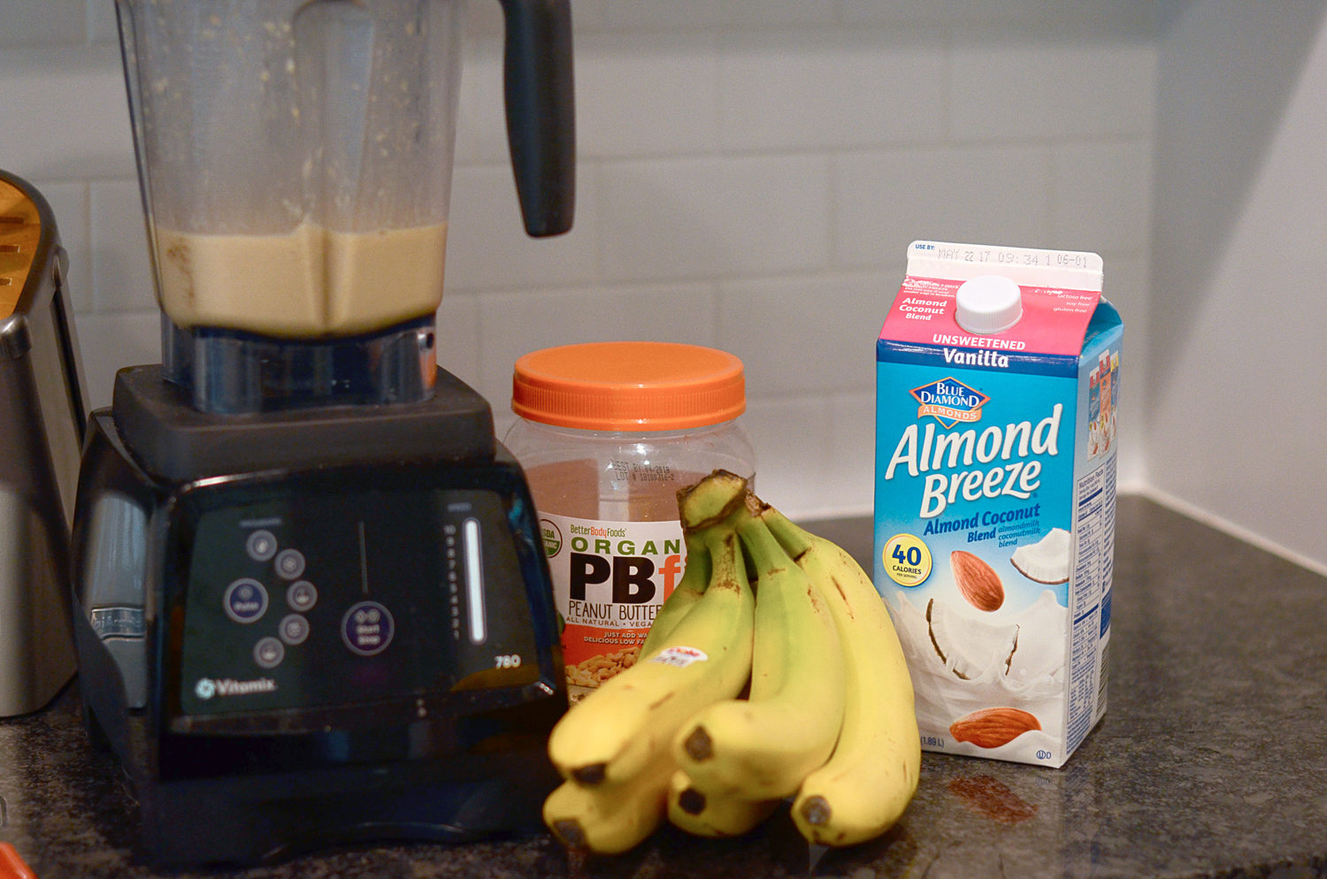 Merrick's Art Easy Banana Smoothie