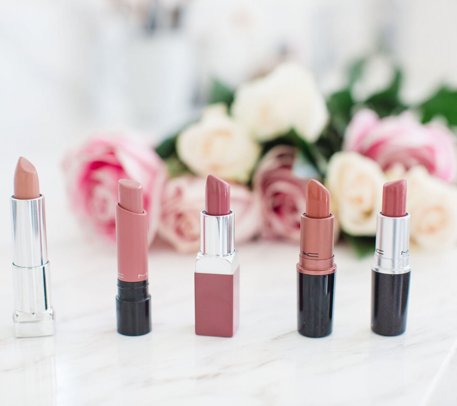 Merrick's Art Favorite Spring Lip Colors