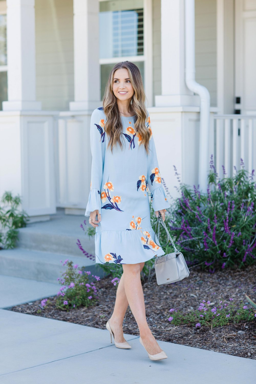 Merrick's Art Floral Dress