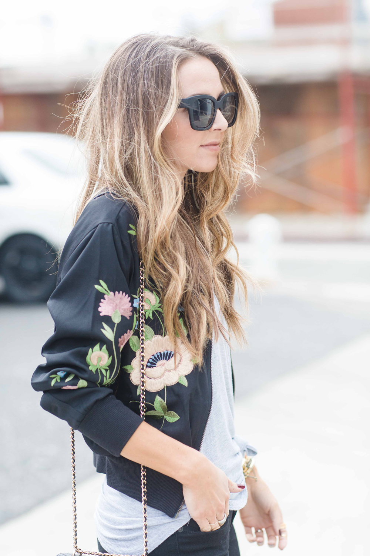 Merrick's Art Floral Jacket