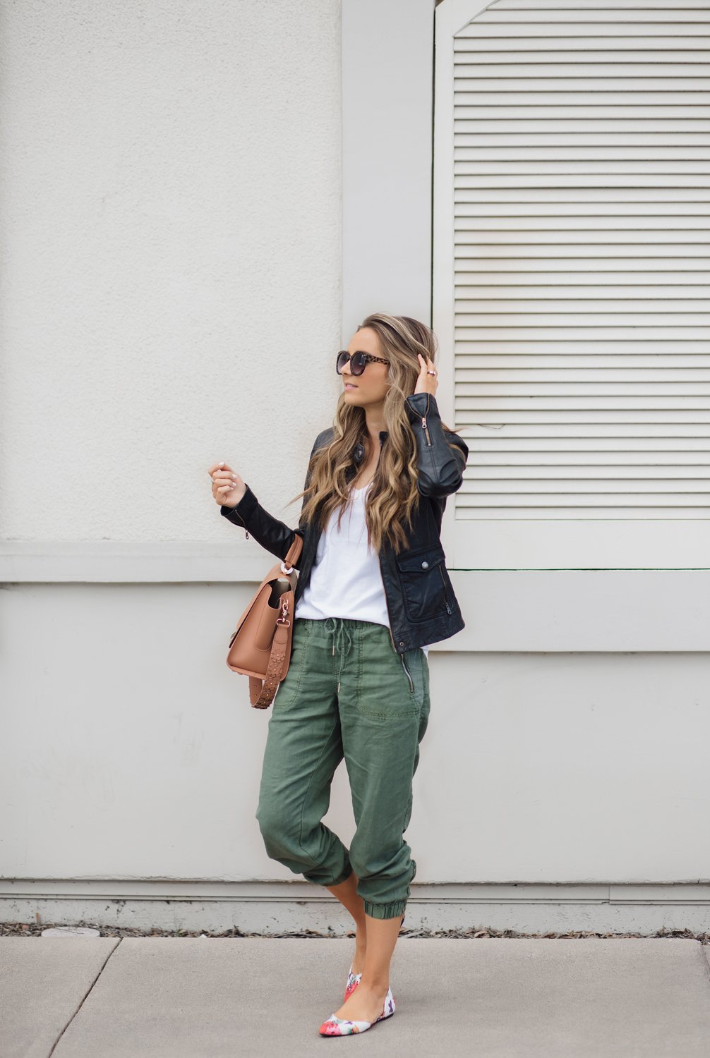 Merrick's Art   A Simple Spring Outfit with Zappos