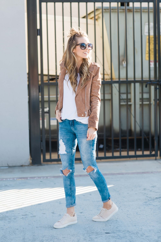 Merrick's Art BlankNYC Boyfriend Jeans