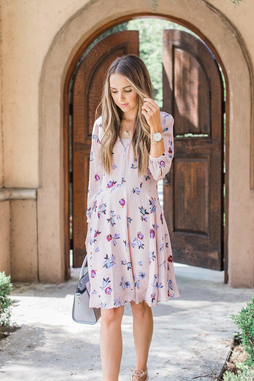 Merrick's Art | Floral Dress