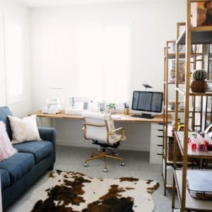 Merrick's Art Home Office with Joss and Main