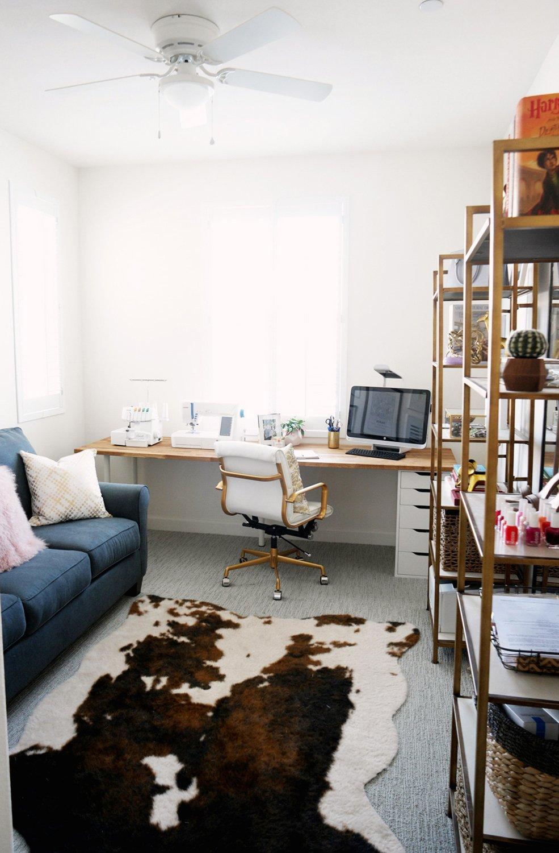 Merrick's Art Home Office with Joss and Main