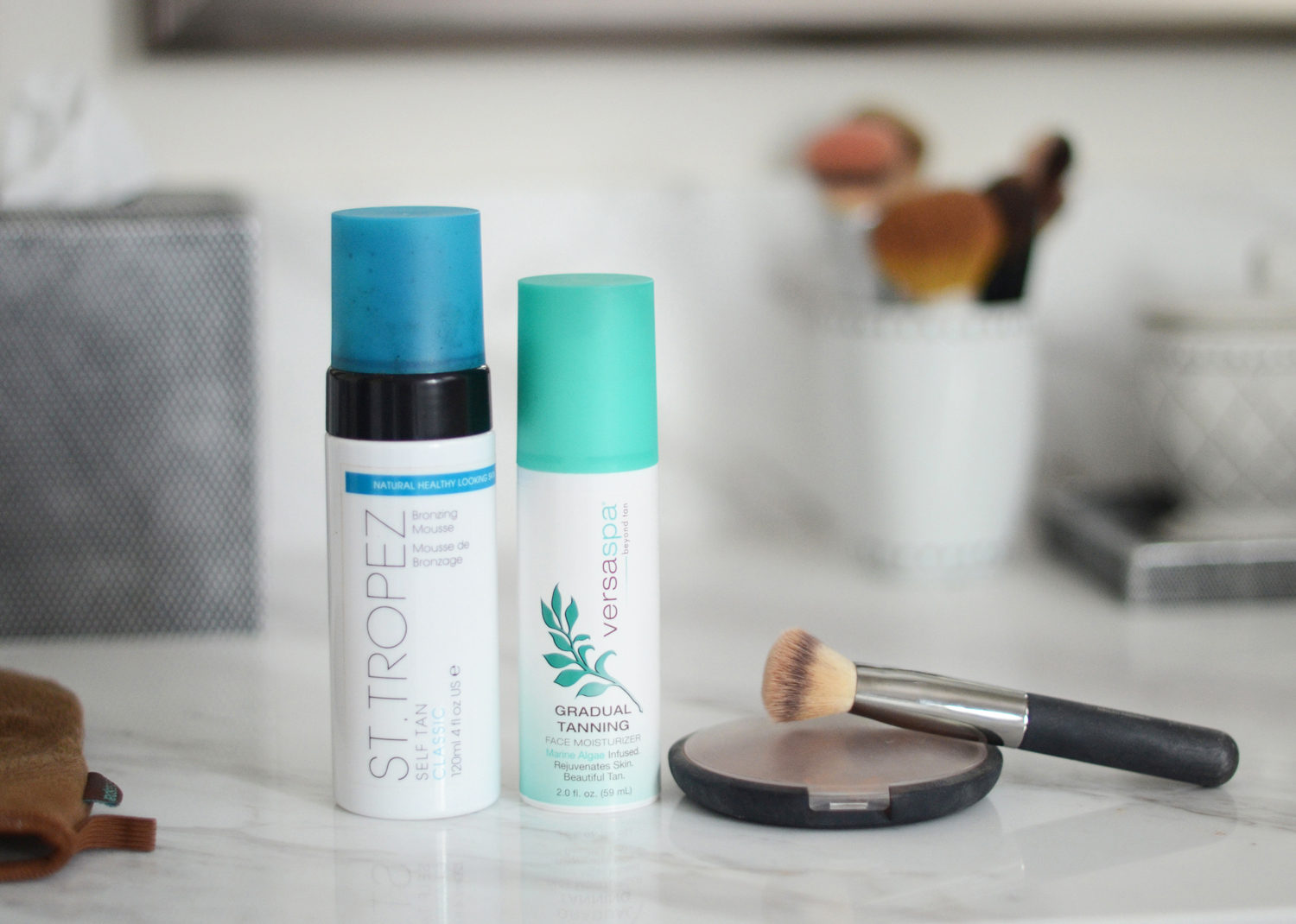 Merrick's Art My three Favorite Products for Self Tan