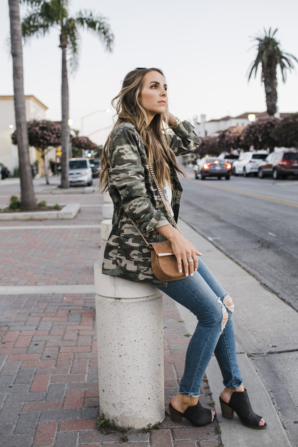 Merrick's Art | Sanctuary Camo Jacket