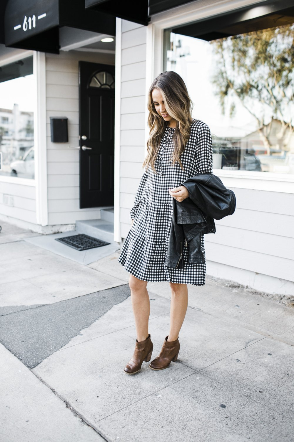 Merrick's Art | Sanctuary Gingham Dress