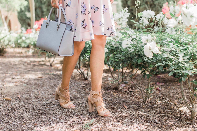Merrick's Art | Vince Camuto Studded Sandals via tjmaxx.com