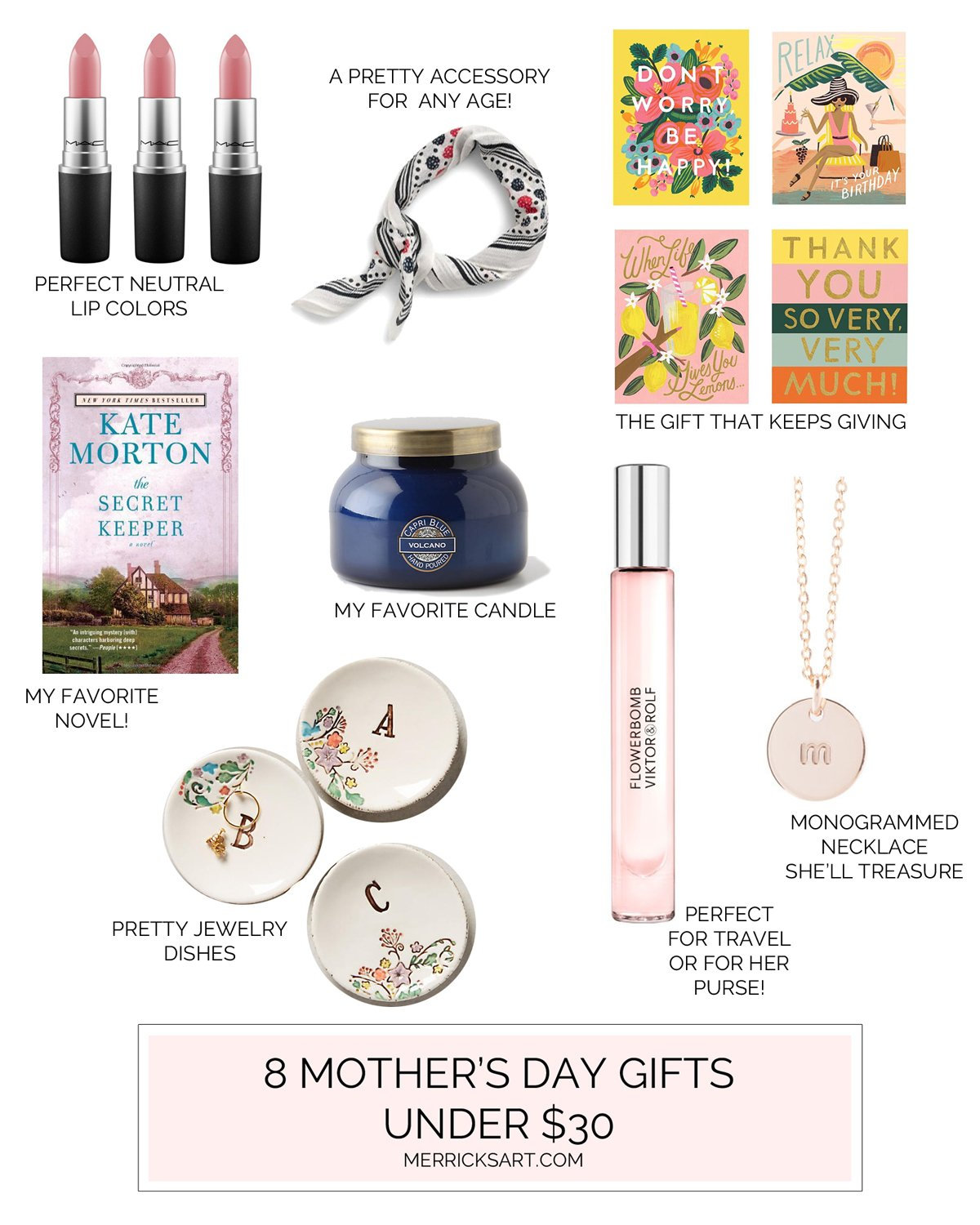 8 mother's day gifts under $30