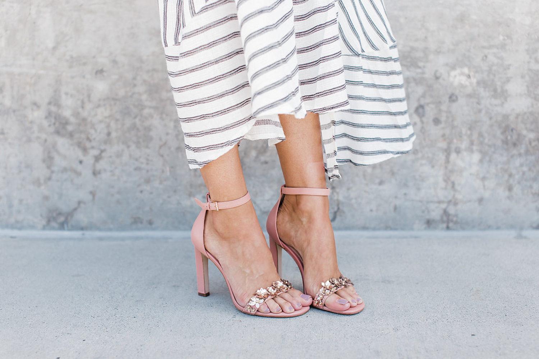 Merrick's Art ALDO Embellished Heels