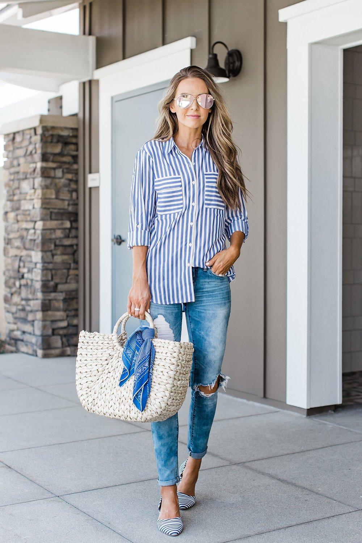 Merrick's Art | How to Wear Double Stripes