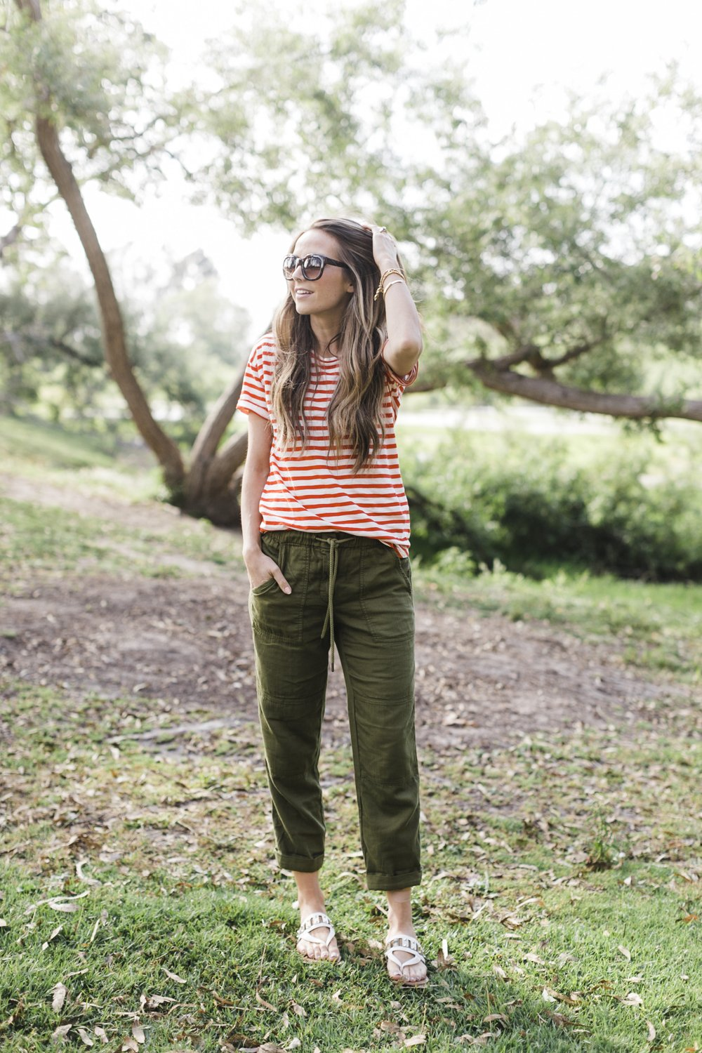 Merrick's Art | J.Crew Pants, Madewell Top