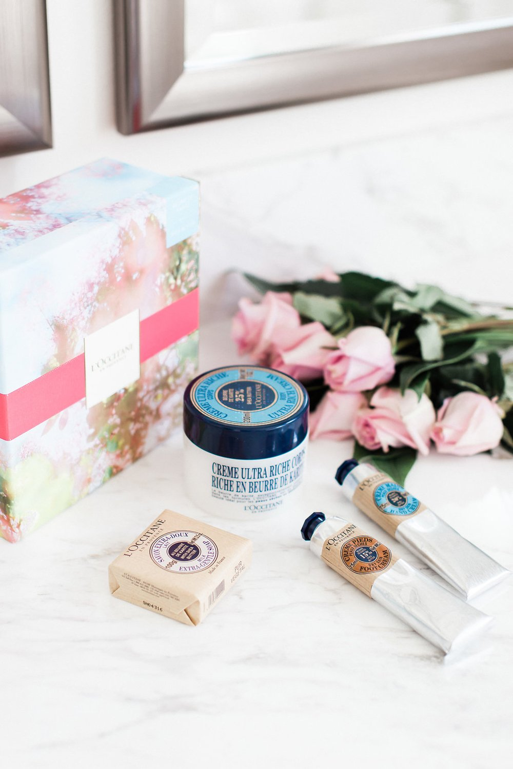 Merrick's Art L'Occitane Gift Box