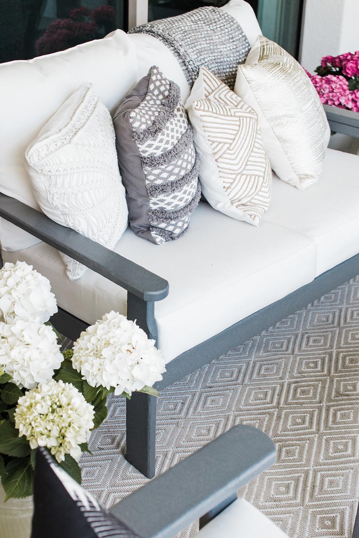 Merrick's Art Target Home Neutral Pillows
