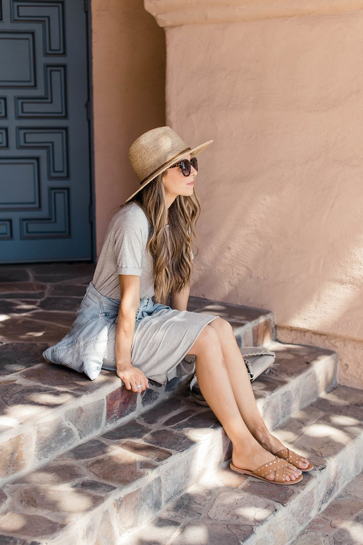 Merrick's Art How to Make an EAsy Summer Dress