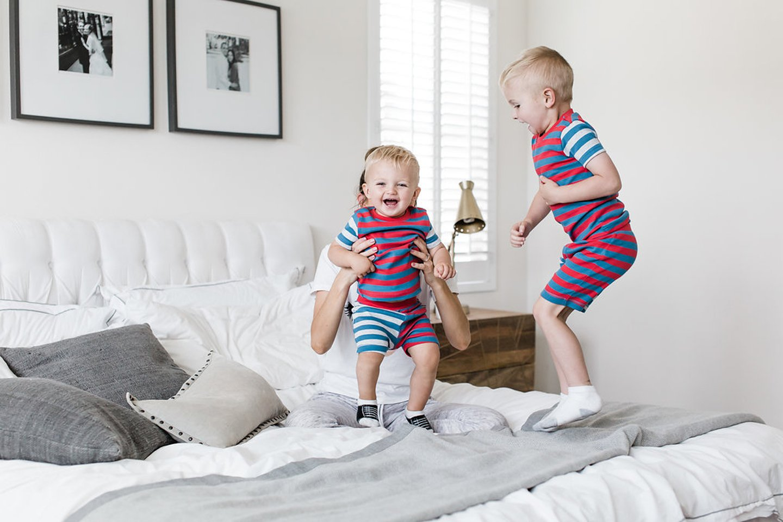 Merrick's Art Summer Pajamas