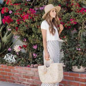 Merrick's Art Summer maxi skirt