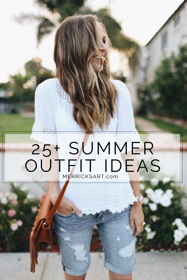 b62d9d0d392 25 Summer Outfit Ideas
