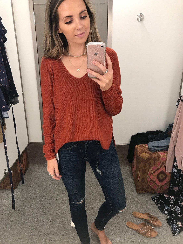 merricksart.com | slouchy sweater