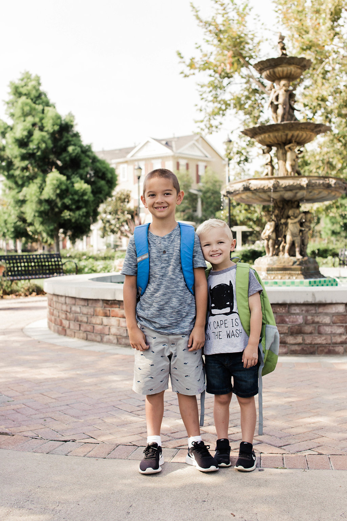 Here are all the back to school supplies that K students need, including everything from backpacks and lunch boxes to pens and pencils.