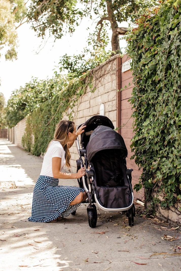 merricksart.com | baby jogger adding a second seat