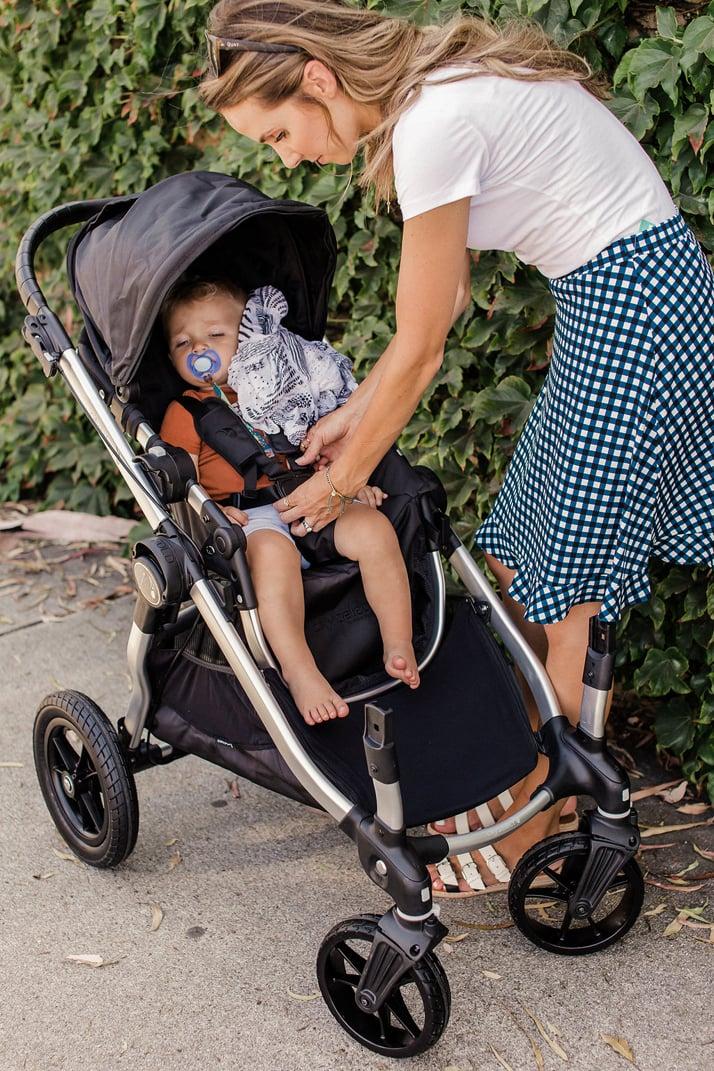 merricksart.com | baby jogger city select single stroller