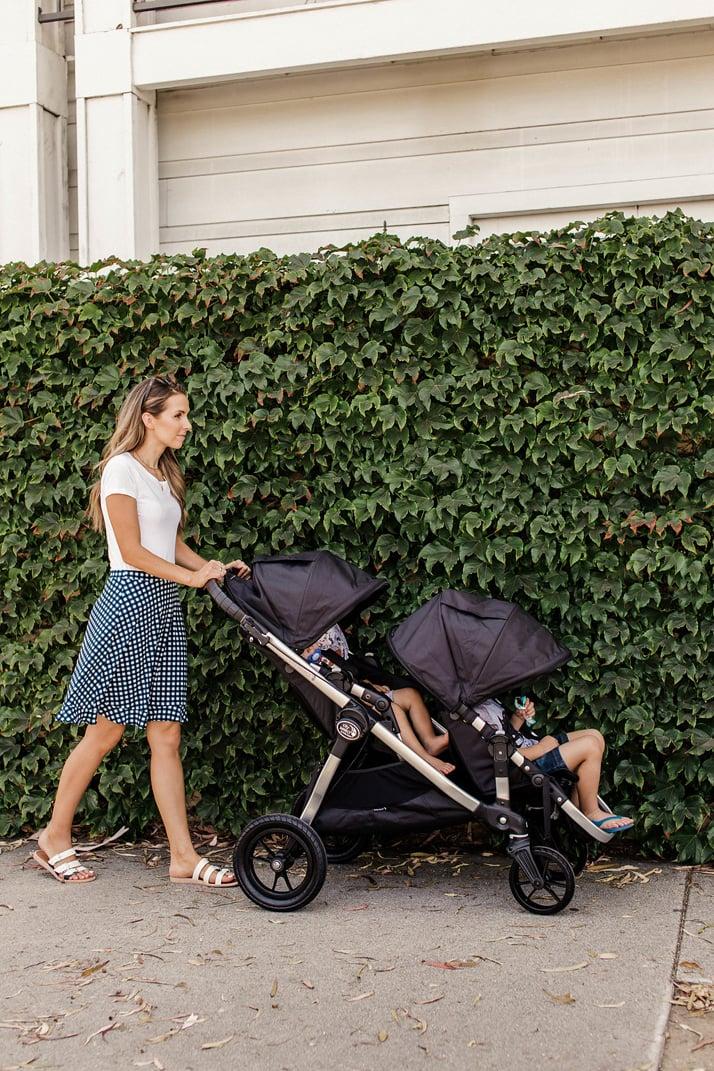 merricksart.com | baby jogger double stroller