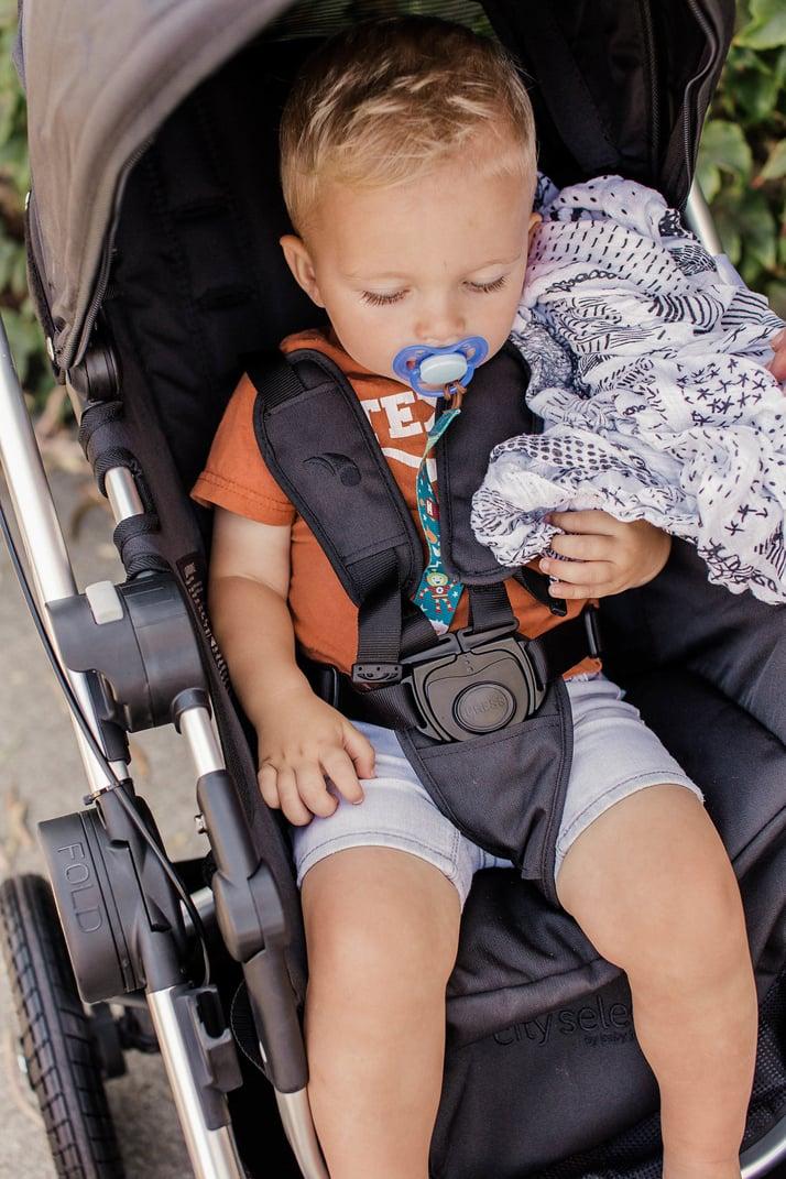 merricksart.com | baby jogger five point harness