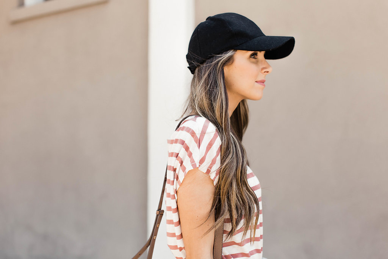 merricksart.com | black baseball cap
