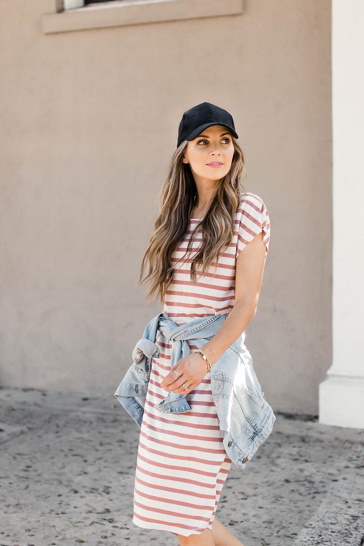 merricksart.com | knee length dress