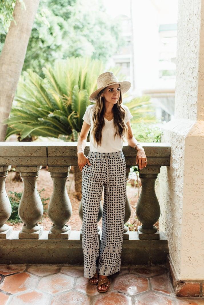 merricksart.com wide leg summer pants