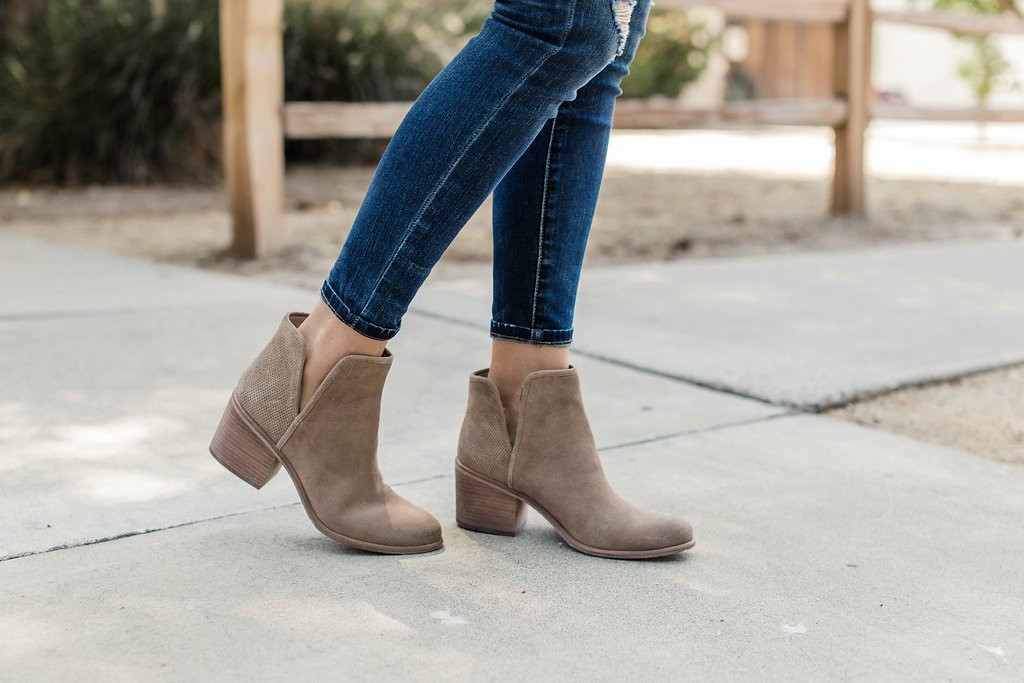 the nordstrom anniversary sale will have tons of good ankle boots on sale!