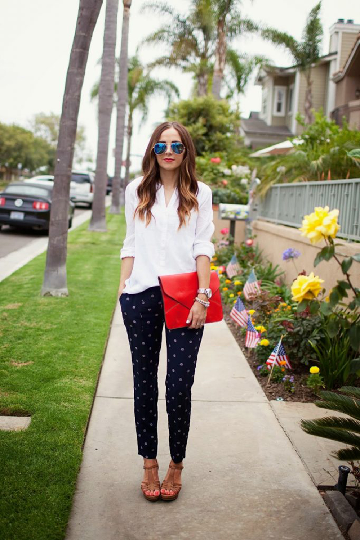merricksart.com | blue and white pants