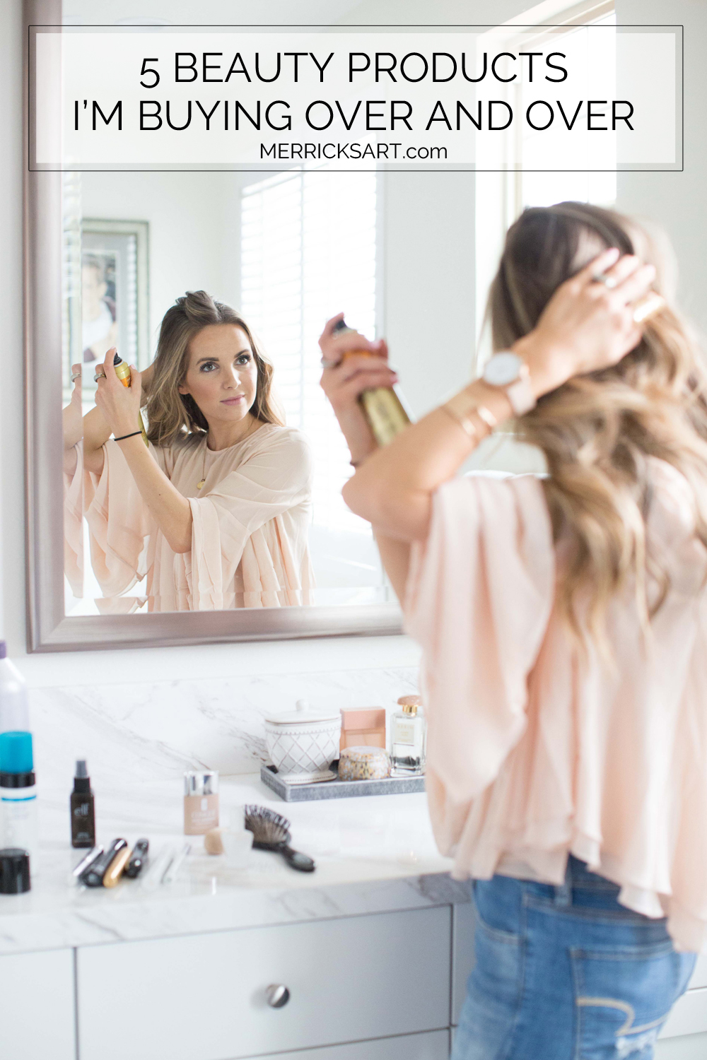 five beauty products I'm buying again and again