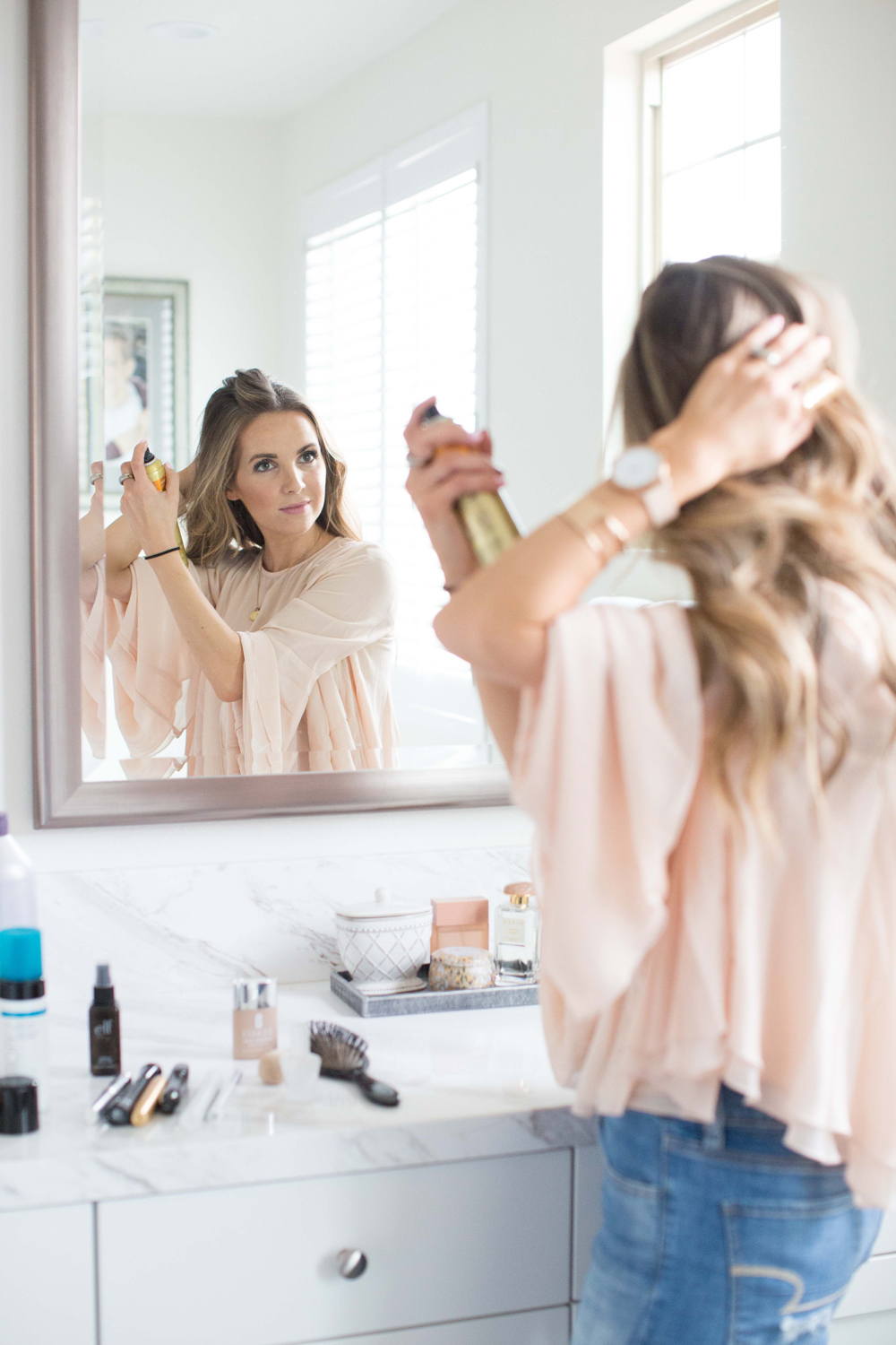 These are five beauty products I'm buying over and over again
