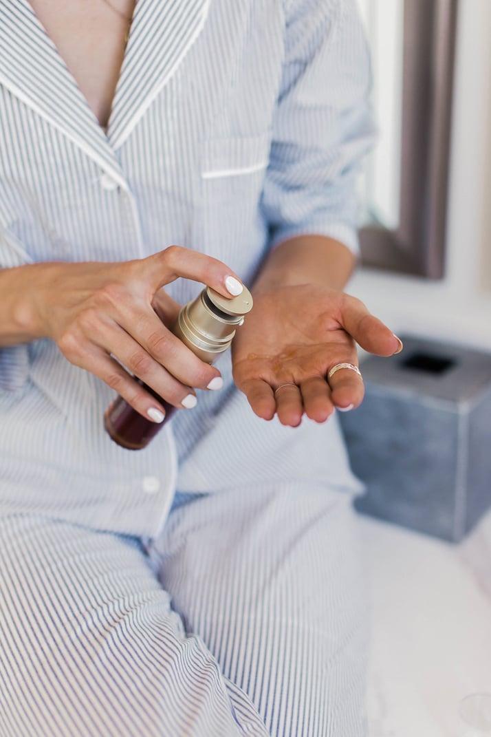 merricksart.com anti aging serum