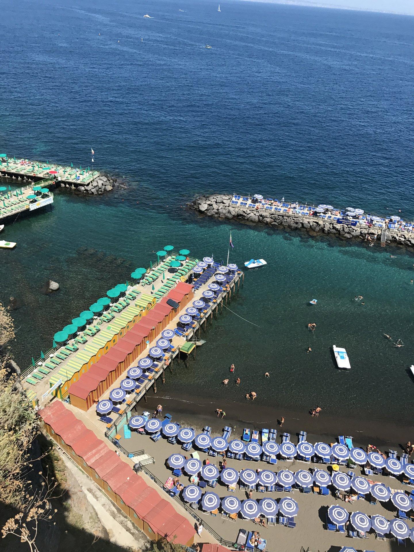 Amalfi Coast Beach Resorts The Best Beaches In The World