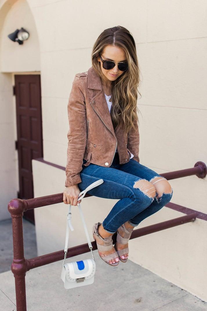 merricksart.com blanknyc suede jacket