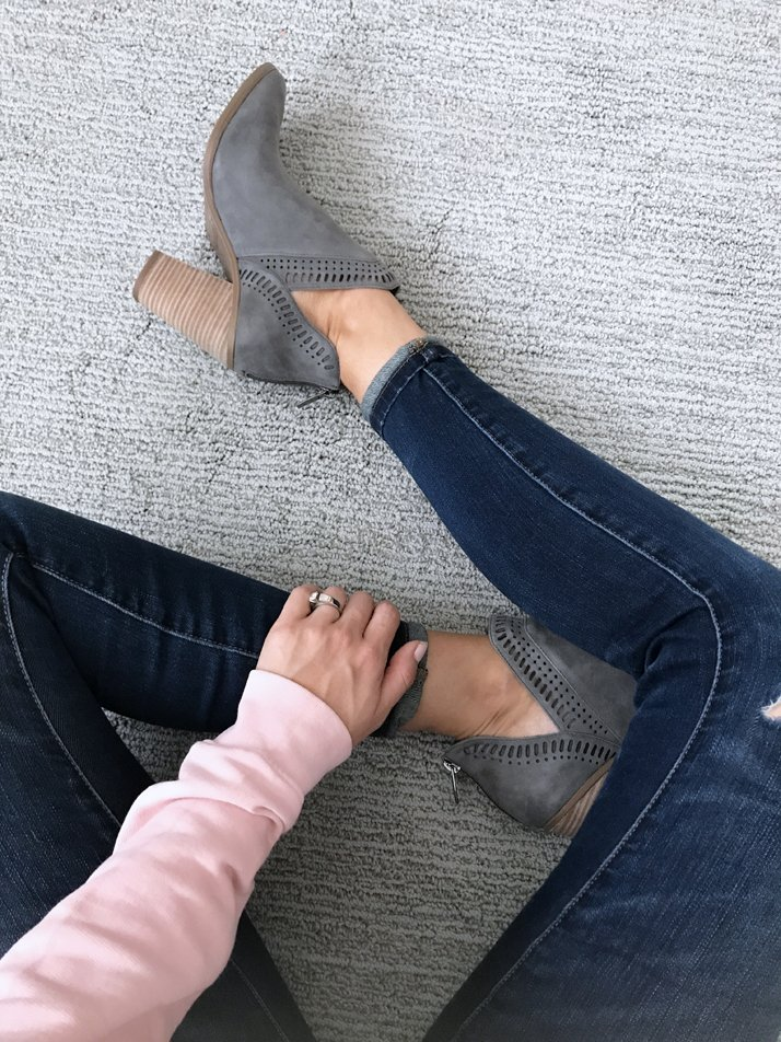 merricksart.com cutout ankle boots
