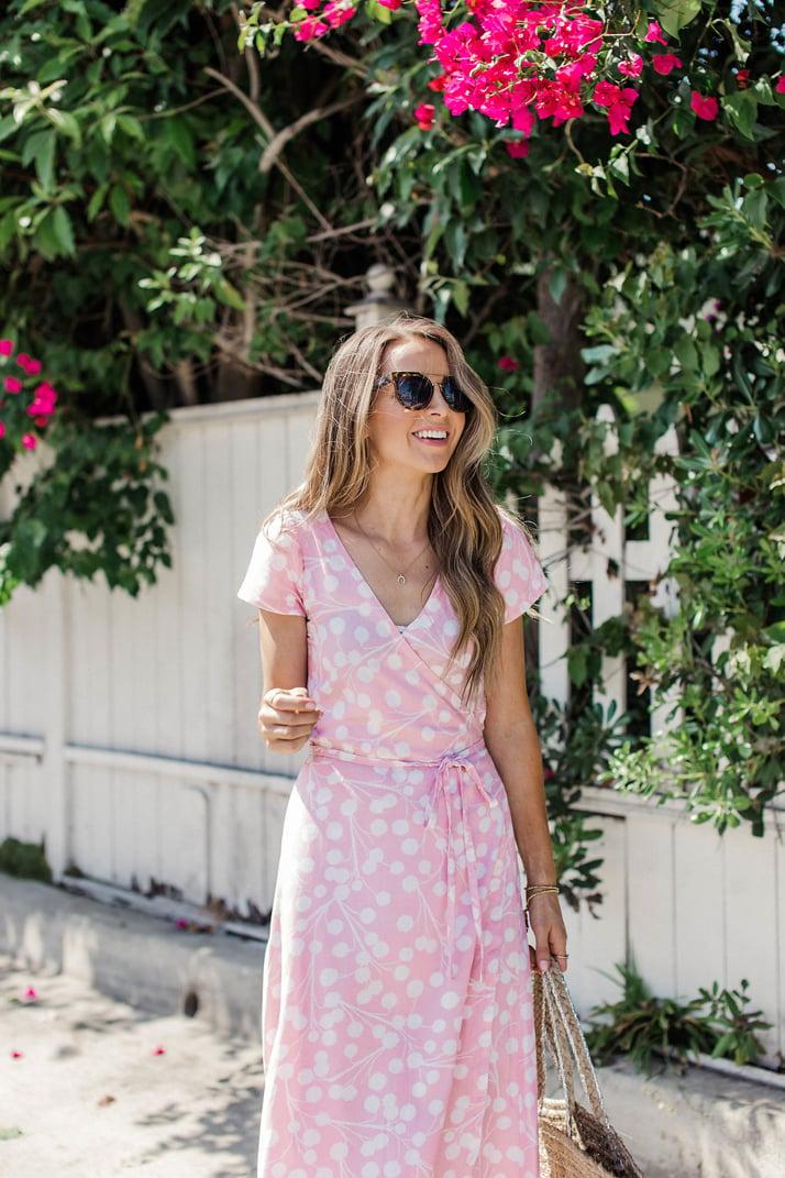 merricksart.com diy wrap dress