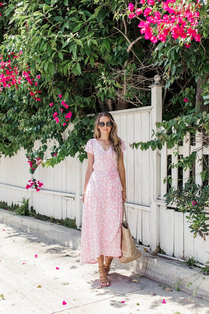 merricksart.com how to make a wrap dress sewing pattern