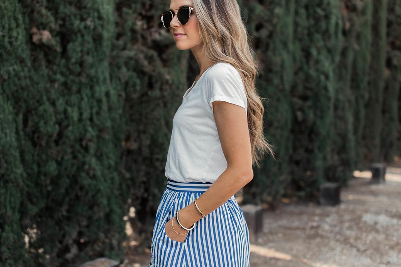 merricksart.com white cap sleeve tshirt
