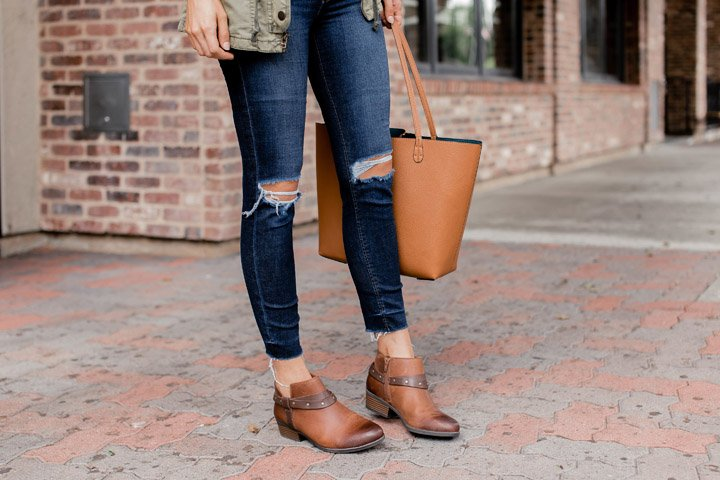 fall ankle boots from @macys #macys-sponsored #macyslove #macys