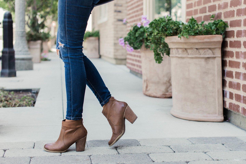 merricksart.com brown ankle boots