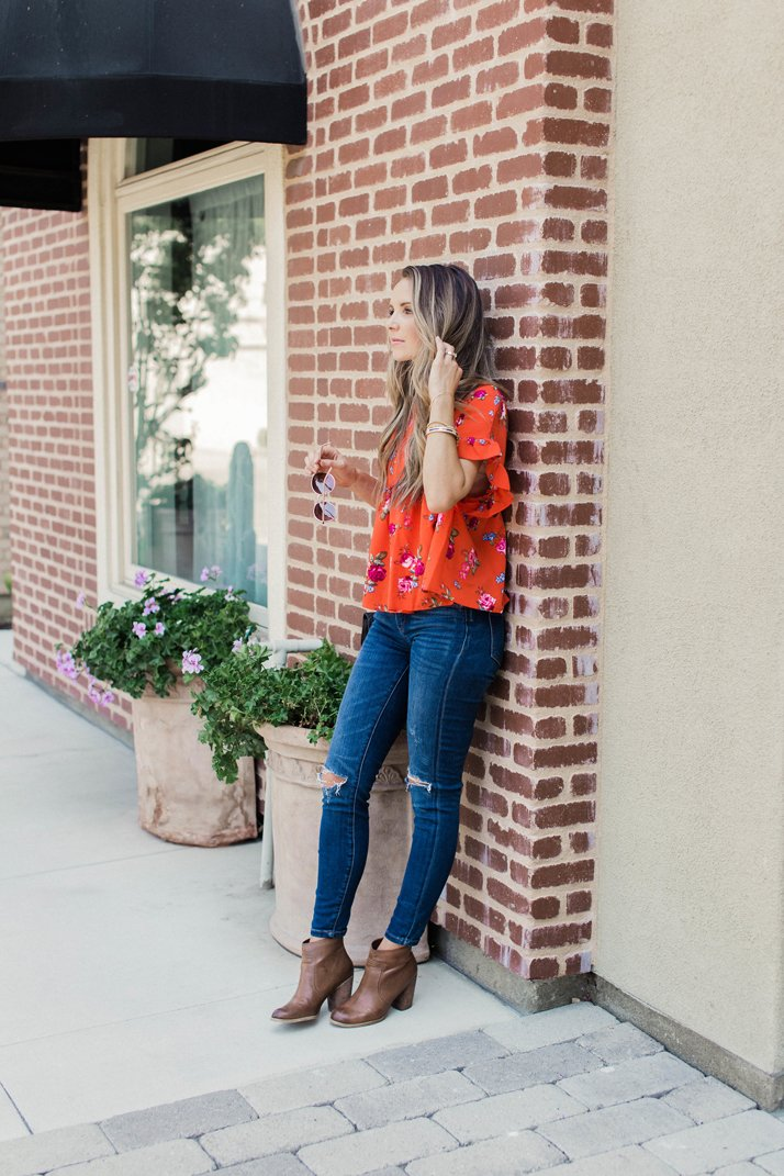 merricksart.com how to wear your summer tops in the fall